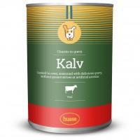 KALV ( CHUNKS IN GRAVY ) Teletina - koščki v omaki